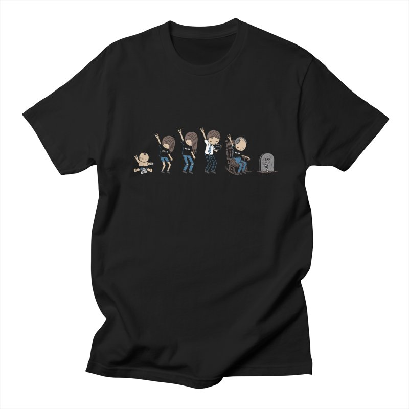 Rock of Stages Men's T-Shirt by Ibyes