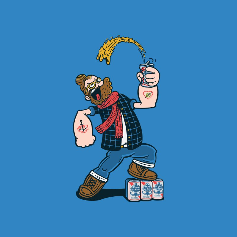 Hipster Man None  by Ibyes