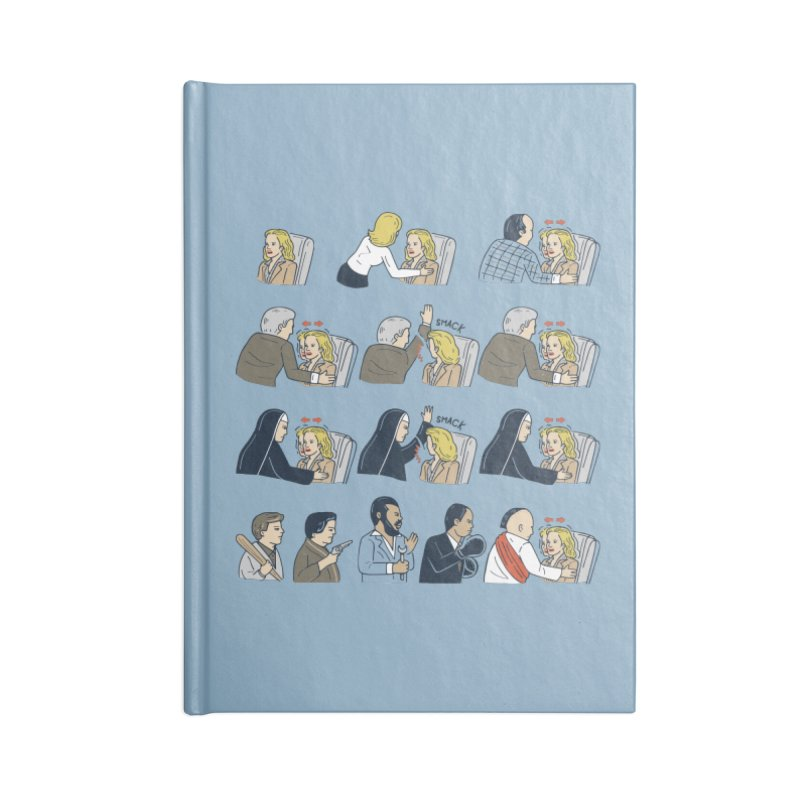 Don't Panic Accessories Notebook by Ibyes