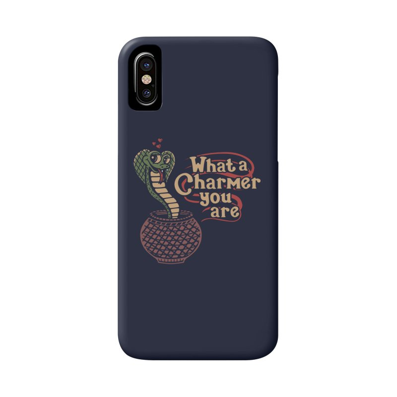 Charmed I'm sure Accessories Phone Case by Ibyes