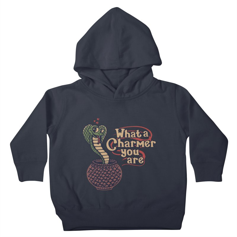 Charmed I'm sure Kids Toddler Pullover Hoody by Ibyes