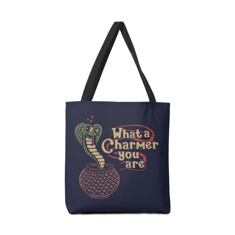 Charmed I'm sure Accessories Bag by Ibyes