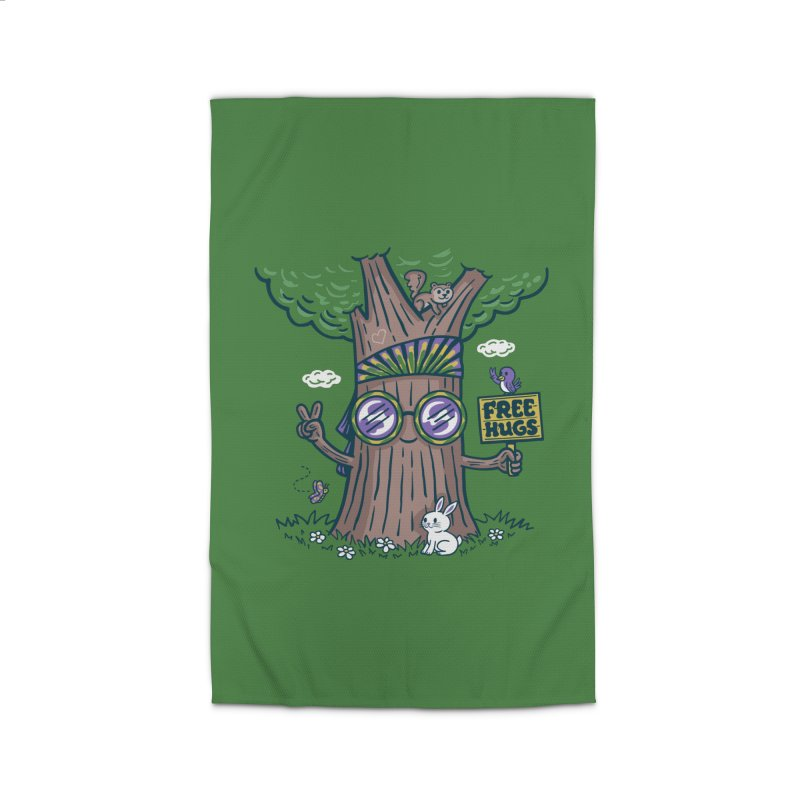 Tree Hugger Home Rug by Ibyes