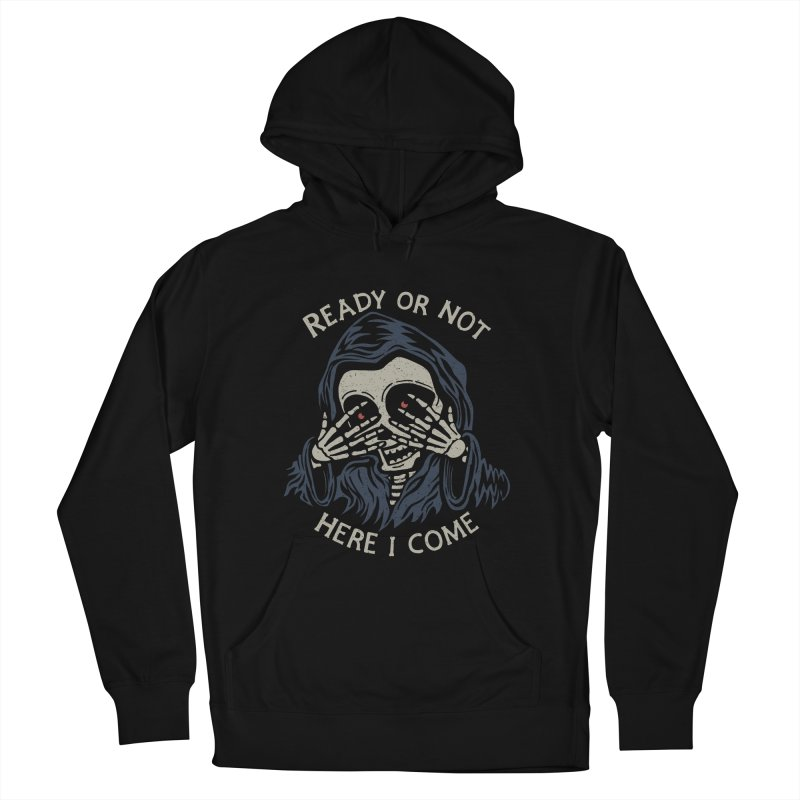 Grim Seeker Men's Pullover Hoody by Ibyes
