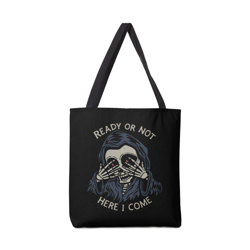 Grim Seeker Accessories Bag by Ibyes