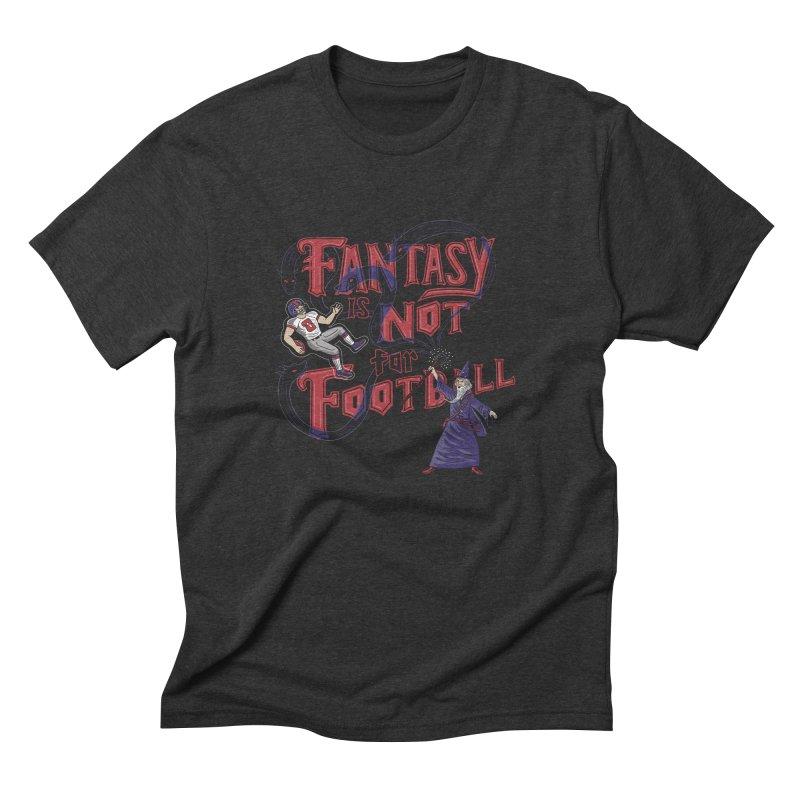 Fantasy Not Football Men's T-Shirt by Ibyes