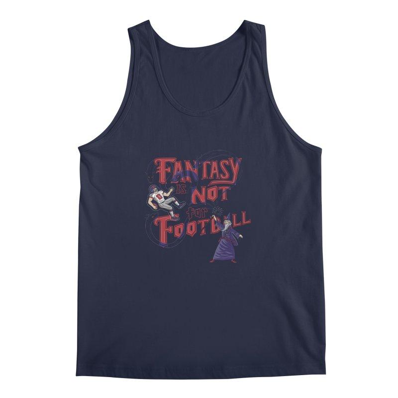 Fantasy Not Football Men's Regular Tank by Ibyes