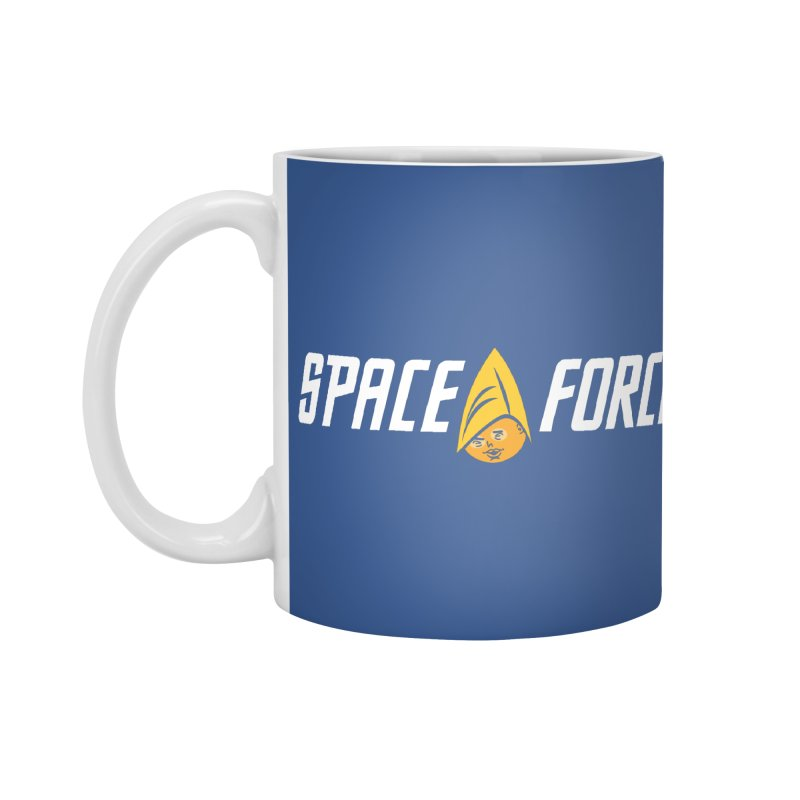 Space Force Accessories Mug by Ibyes