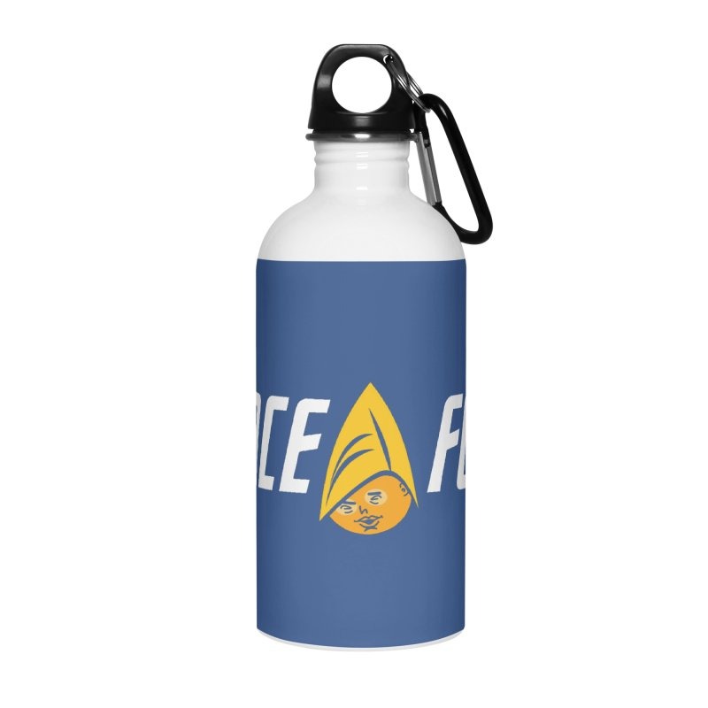 Space Force Accessories Water Bottle by Ibyes