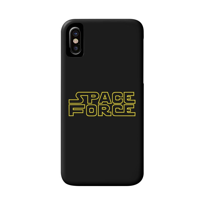 Space Force Accessories Phone Case by Ibyes