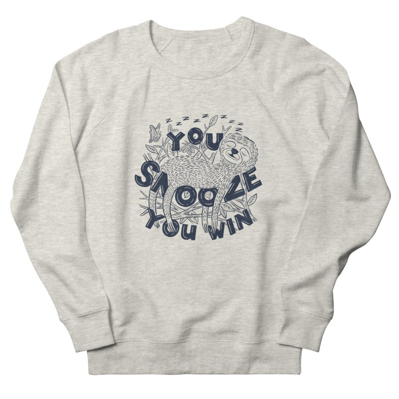 Snoozer Women's Sweatshirt by Ibyes