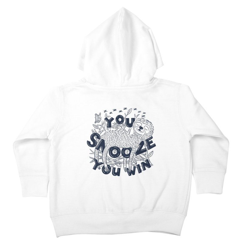 Snoozer Kids Toddler Zip-Up Hoody by Ibyes