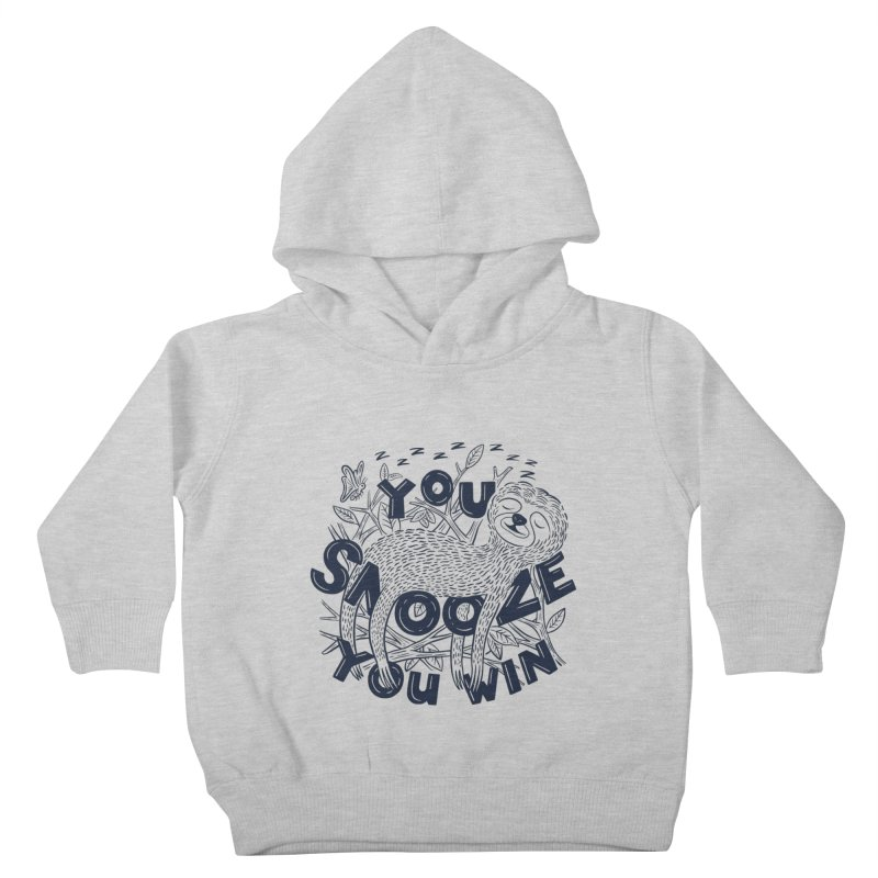 Snoozer Kids Toddler Pullover Hoody by Ibyes