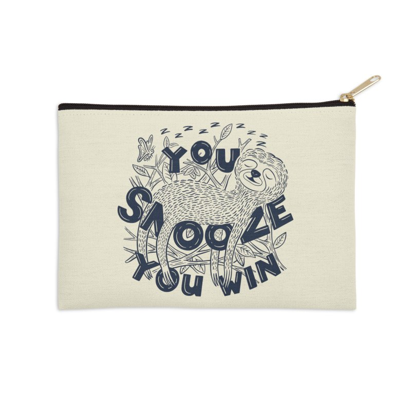 Snoozer Accessories Zip Pouch by Ibyes