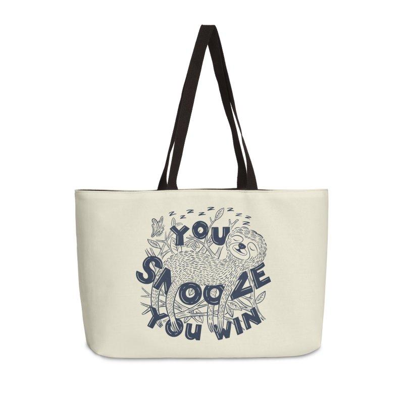 Snoozer Accessories Weekender Bag Bag by Ibyes