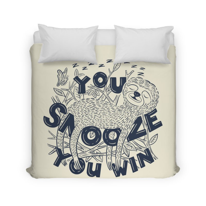 Snoozer Home Duvet by Ibyes