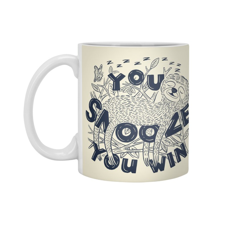 Snoozer Accessories Standard Mug by Ibyes