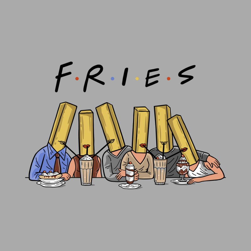Fries by Ibyes