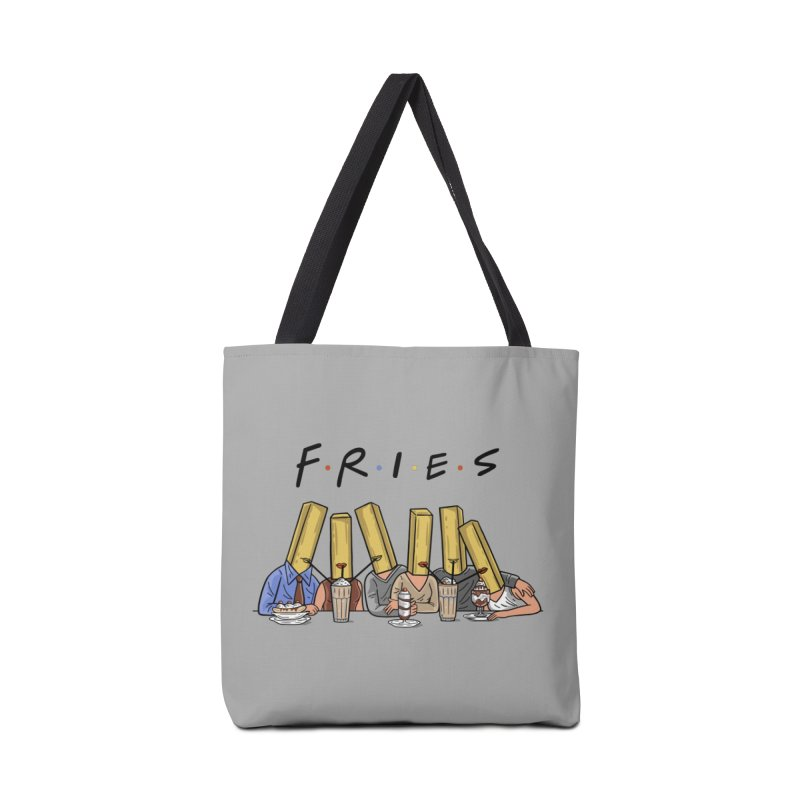 Fries Accessories Tote Bag Bag by Ibyes