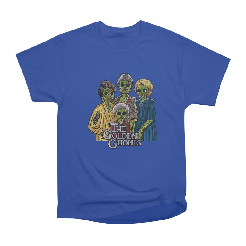 The Golden Ghouls Women's Heavyweight Unisex T-Shirt by Ibyes