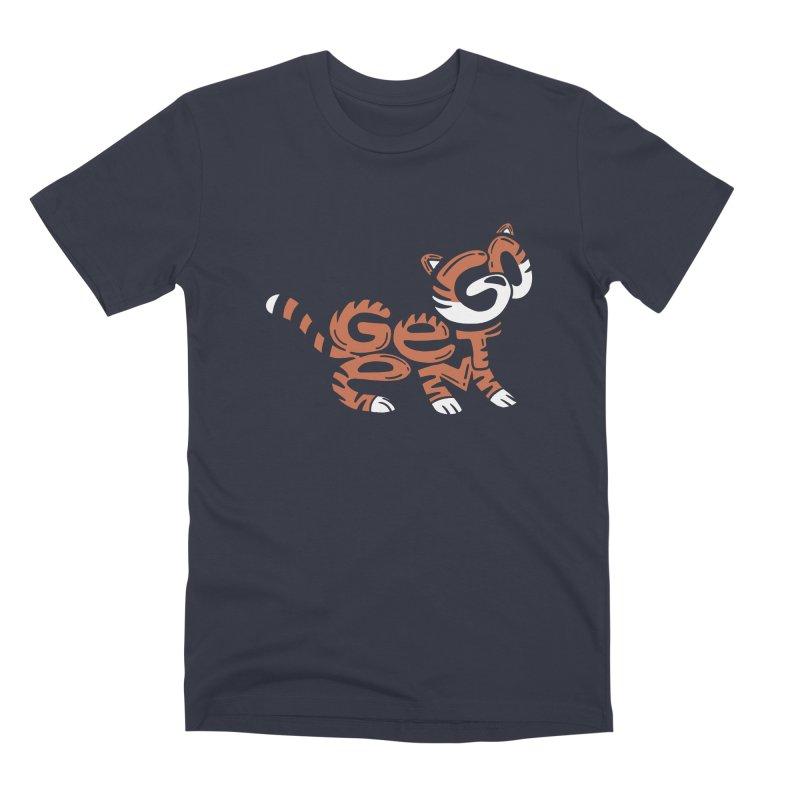 Go Get Em! Men's Premium T-Shirt by Ibyes