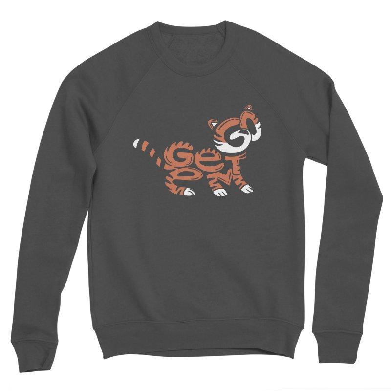 Go Get Em! Men's Sponge Fleece Sweatshirt by Ibyes