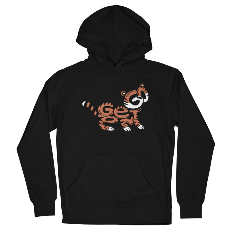 Go Get Em! Men's French Terry Pullover Hoody by Ibyes