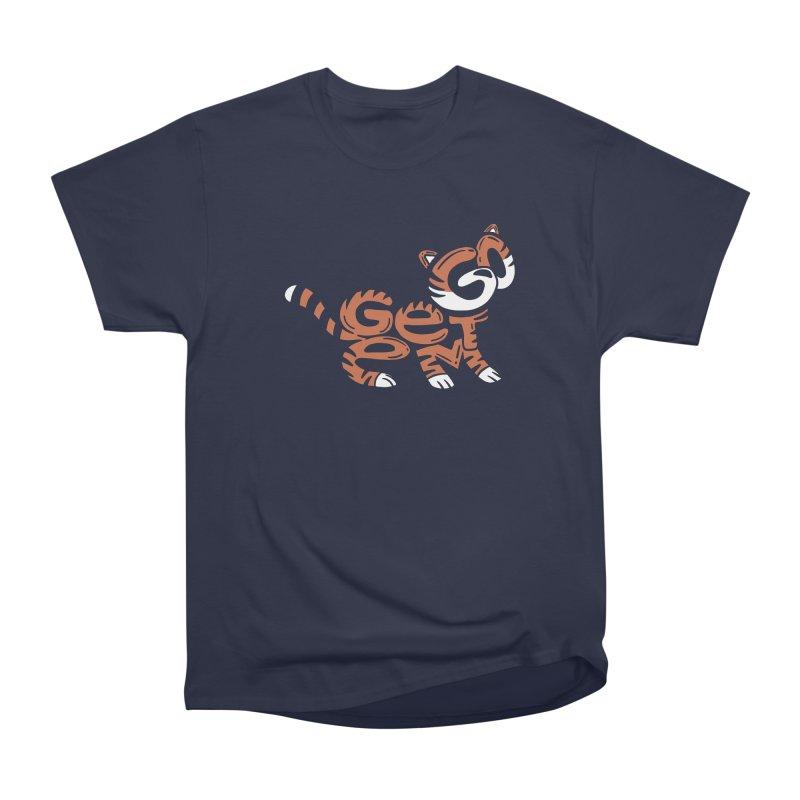 Go Get Em! Women's Heavyweight Unisex T-Shirt by Ibyes