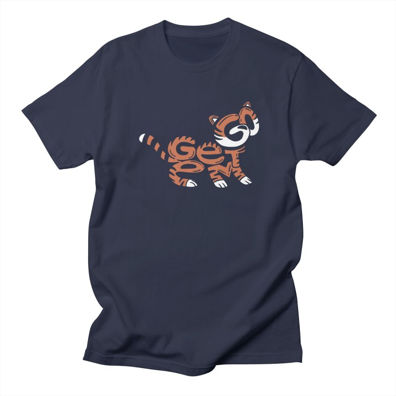 Go Get Em! Men's Regular T-Shirt by Ibyes