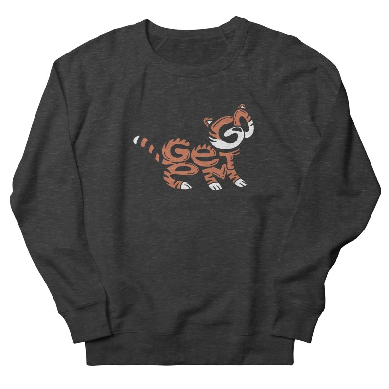 Go Get Em! Men's French Terry Sweatshirt by Ibyes