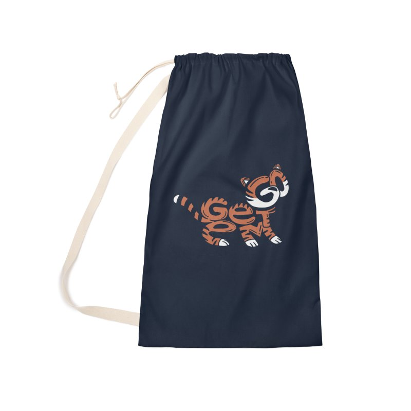 Go Get Em! Accessories Laundry Bag Bag by Ibyes