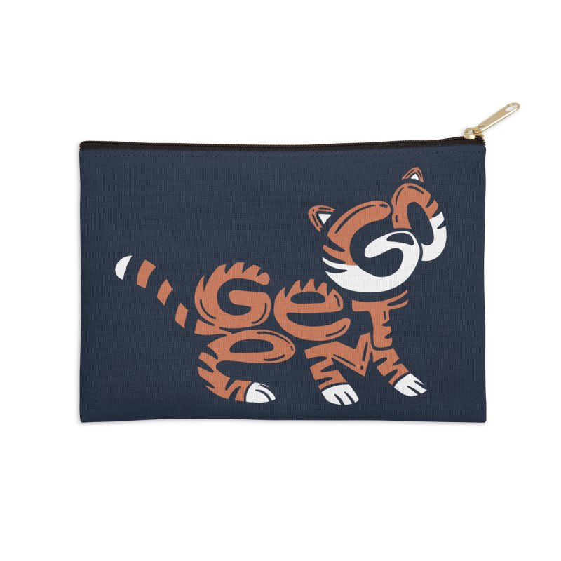 Go Get Em! Accessories Zip Pouch by Ibyes