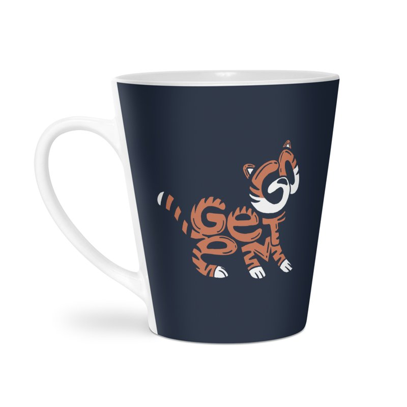 Go Get Em! Accessories Latte Mug by Ibyes