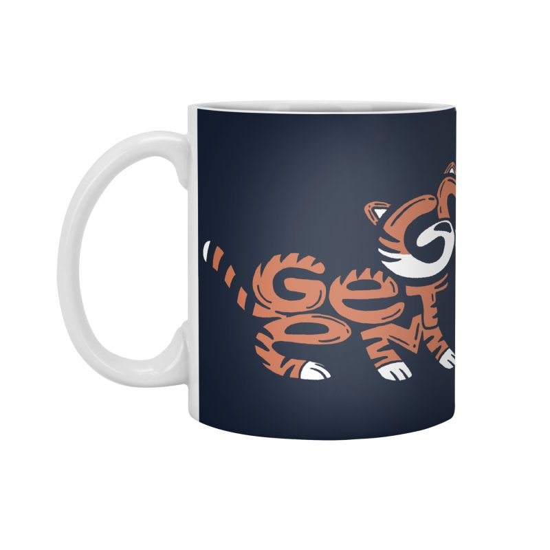 Go Get Em! Accessories Standard Mug by Ibyes