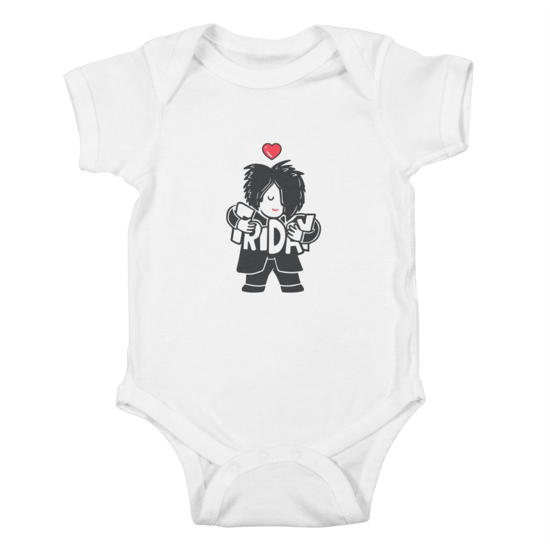 Weekday Cure Kids Baby Bodysuit by Ibyes