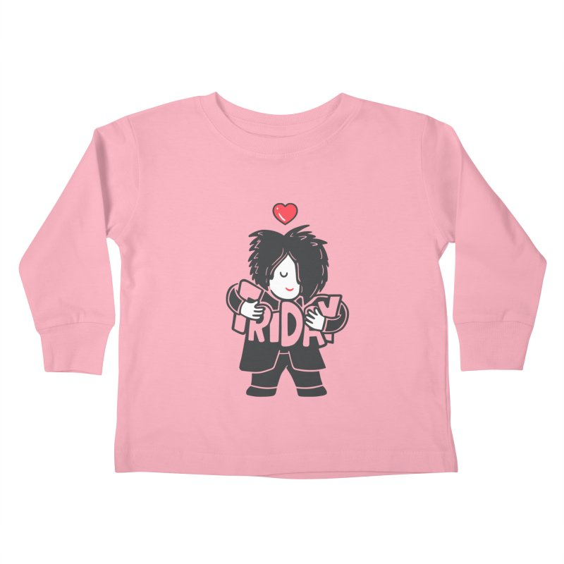 Weekday Cure Kids Toddler Longsleeve T-Shirt by Ibyes