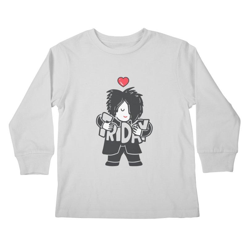 Weekday Cure Kids Longsleeve T-Shirt by Ibyes
