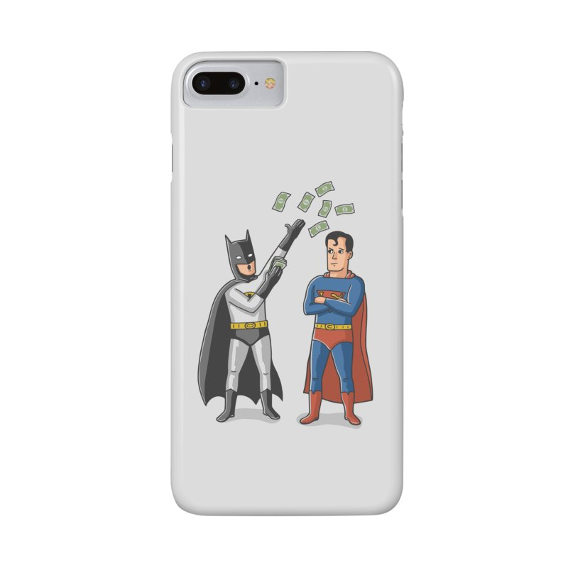 Super Rich Accessories Phone Case by Ibyes