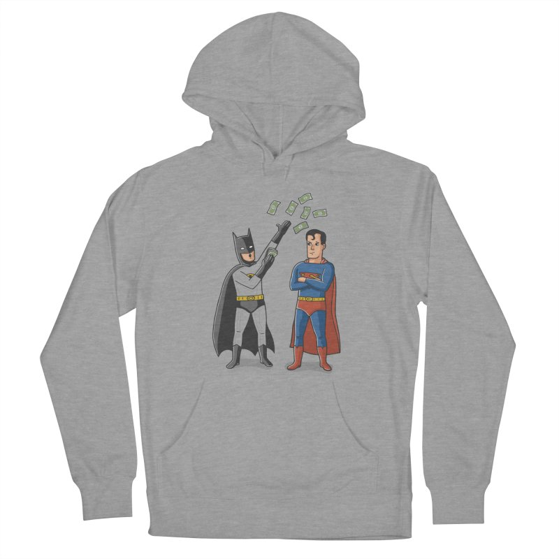 Super Rich Men's Pullover Hoody by Ibyes