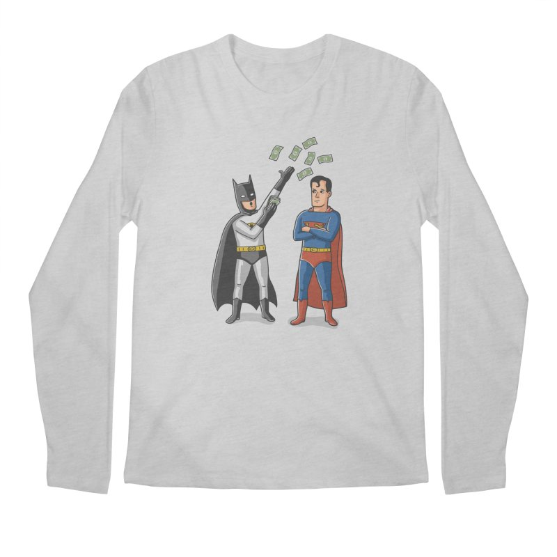 Super Rich Men's Longsleeve T-Shirt by Ibyes