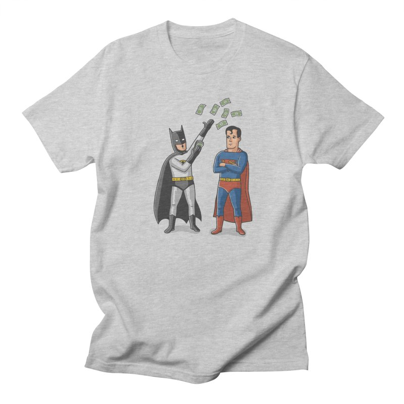 Super Rich Men's T-shirt by Ibyes