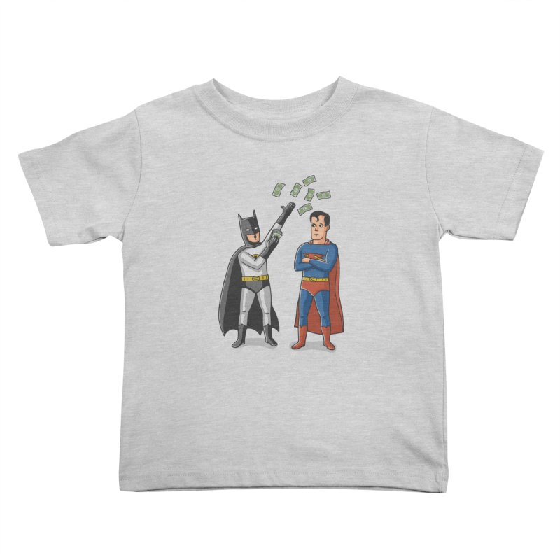 Super Rich Kids Toddler T-Shirt by Ibyes