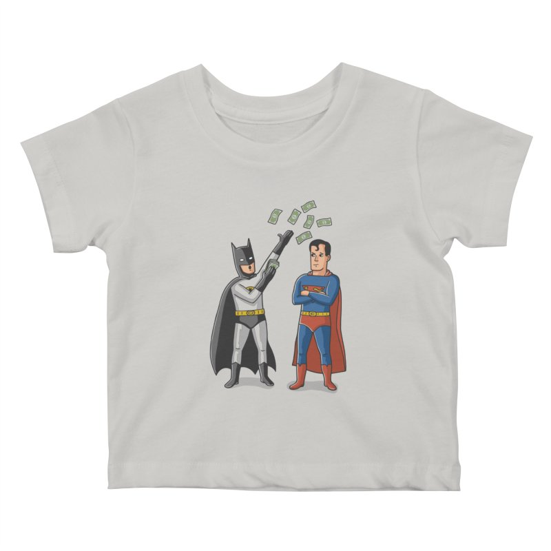 Super Rich Kids Baby T-Shirt by Ibyes