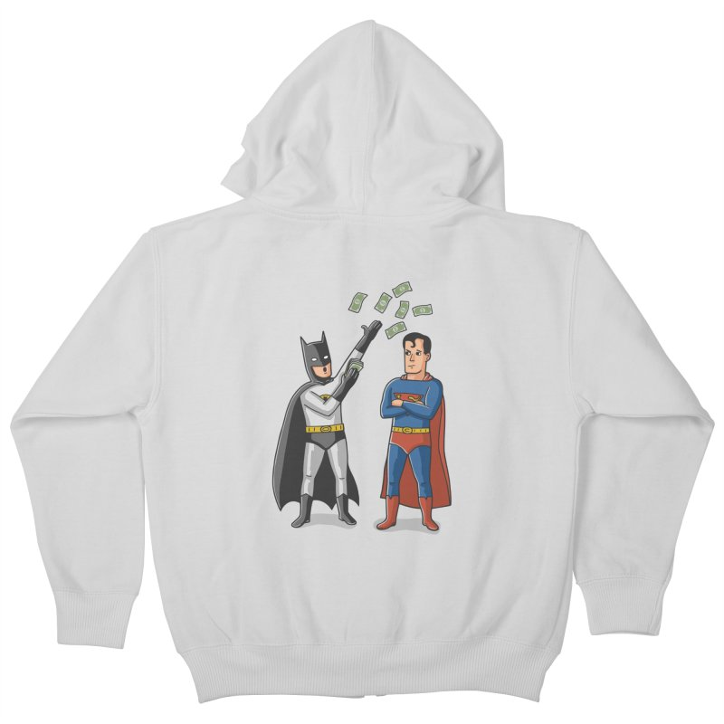 Super Rich Kids Zip-Up Hoody by Ibyes