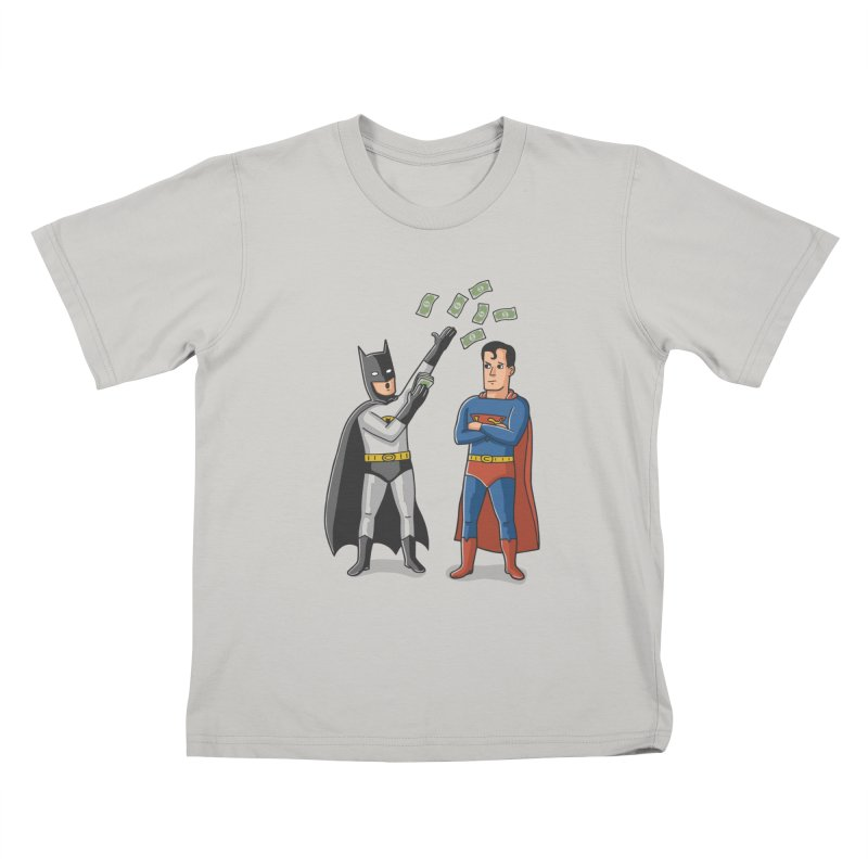 Super Rich Kids T-shirt by Ibyes