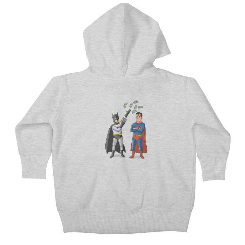 Super Rich Kids Baby Zip-Up Hoody by Ibyes
