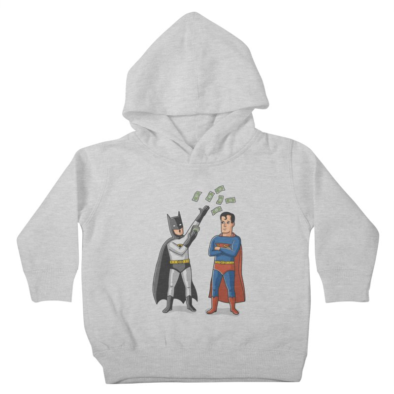 Super Rich Kids Toddler Pullover Hoody by Ibyes