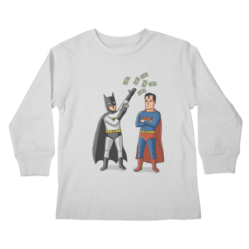 Super Rich Kids Longsleeve T-Shirt by Ibyes