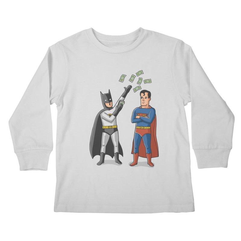 Super Rich Kids Longsleeve T-Shirt by Ibyes