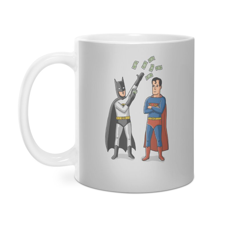 Super Rich Accessories Mug by Ibyes